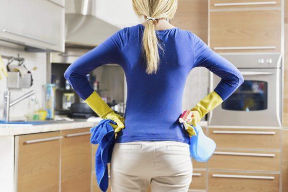 limpieza de casas - servicio doméstico